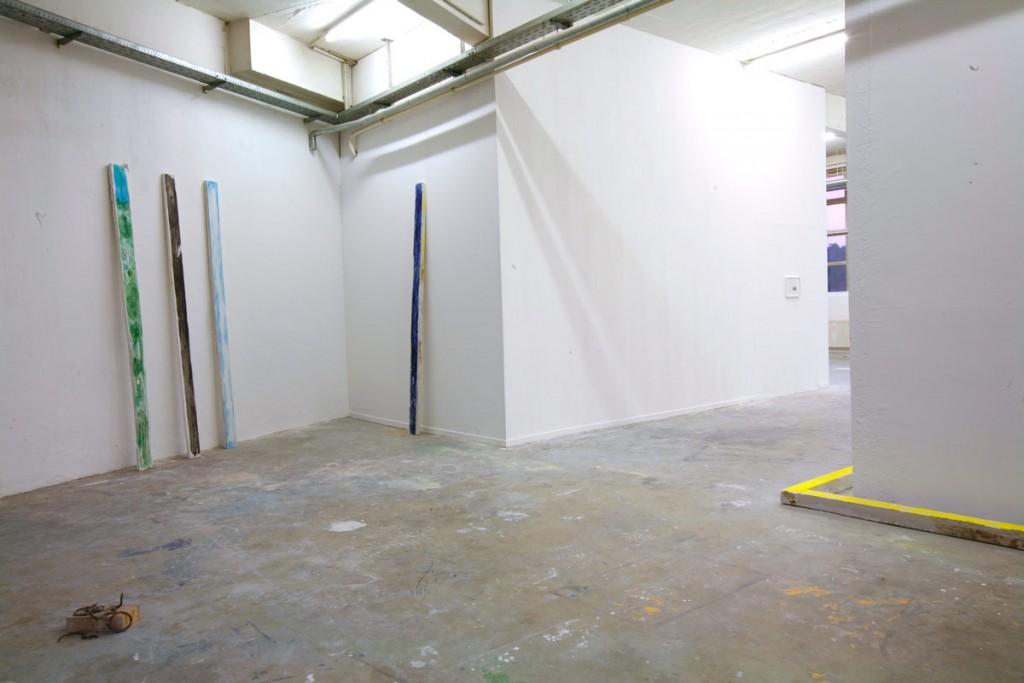 LOTTA BARTOSCHEWSKI Rot Gelb Blau – One Two Three, 2014, HBK Braunschweig